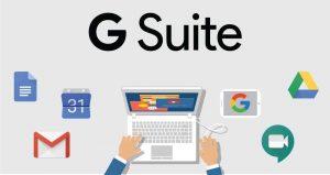 g suite banner