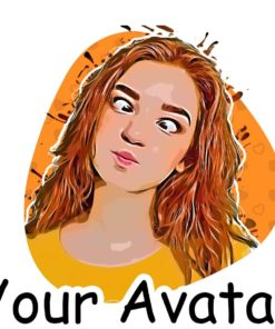 your avatar sticker