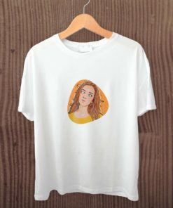 t-shirt with own cartoon avatar printed