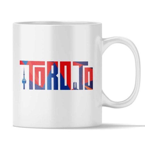 Toronto logo on a mug